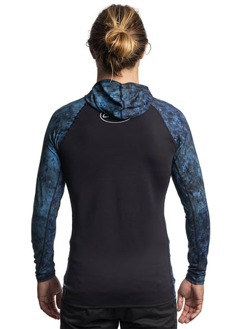 Cressi Cobia Neoprene and Lycra Rash Guard Top