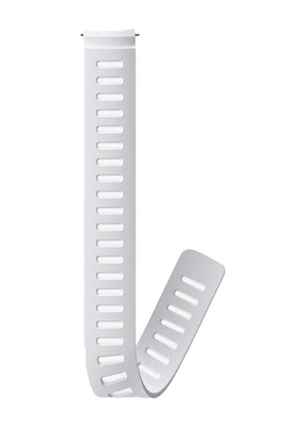 Suunto D5 Silicone Extension Strap (XL) - White