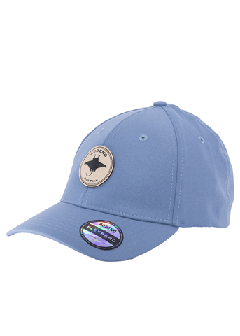 Adreno FG Flex Cap - Leather Manta Badge