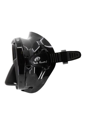 Rob Allen Couta Mask - Black/Black