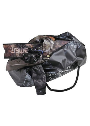 Omer Monster Dry Bag Camu Blackmoon