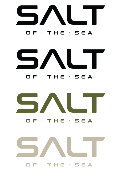 Salt of the Sea Sticker Sheet