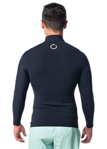 SALT Mens 2.0mm Long Sleeve Neoprene Top