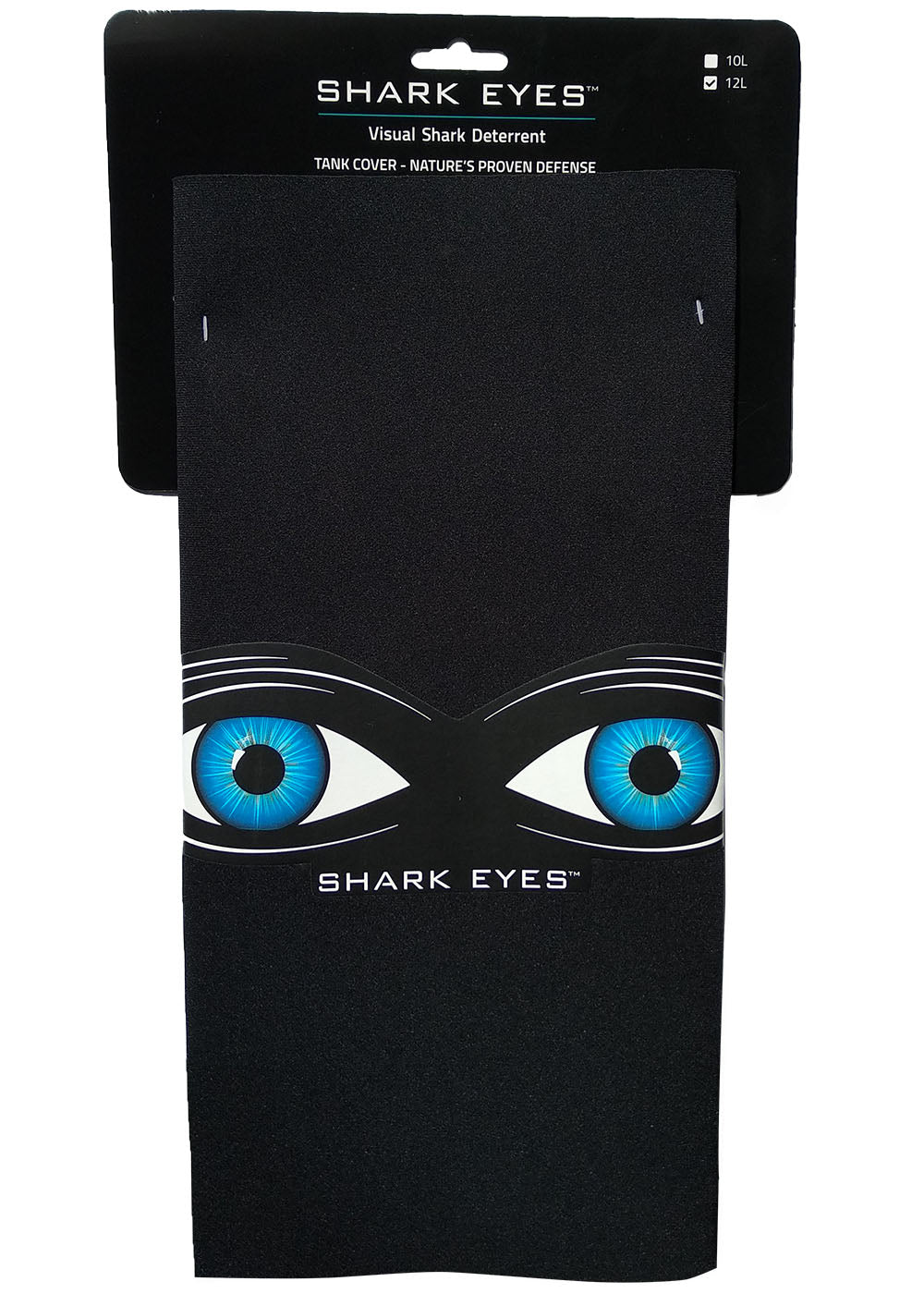 Shark Eyes Tank Cover