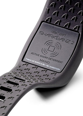 Sharkbanz 2.0 Shark Deterrent Band Slate/Black- Buy Online with Adreno Freediving