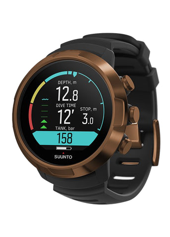 Suunto D5 Copper with USB Cable