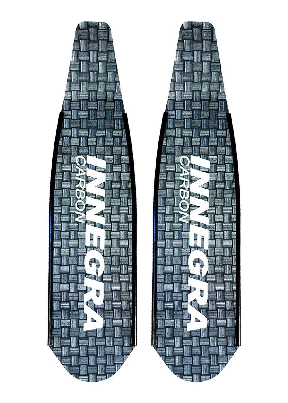 DiveR Carbon Innegra Freediving Fin Blades