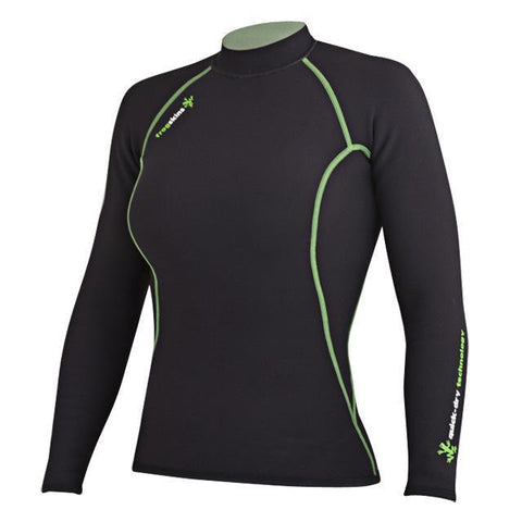 Ladies Long Sleeve Thermal Top