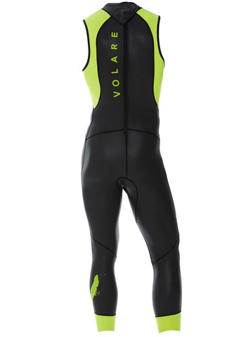 V1 Sleeveless Mens Triathlon Wetsuit