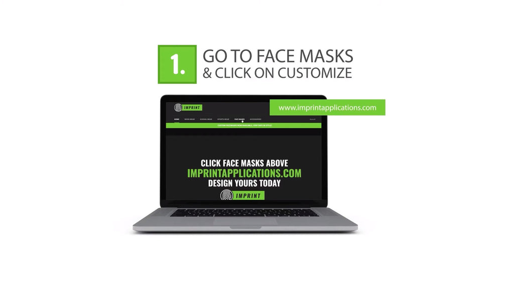 DYO Facemask Tutorial
