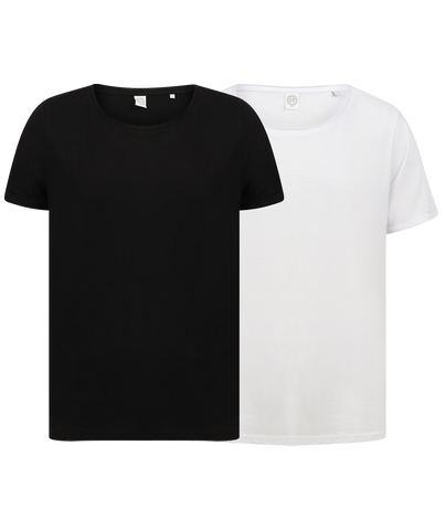SF Unisex Scoop Neck T-shirt