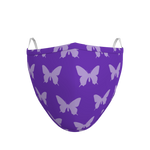 Pack of 3 Butterfly Face Coverings (from £5 per mask)