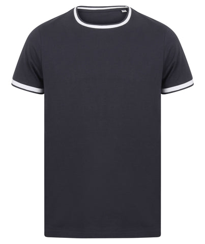 Front Row Tipped T-shirt