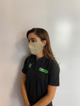 Pack of 3 Abstract Face Coverings (from £5 per mask)