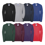 Russel Children's School V-Neck Sweatshirt