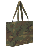 Stanley Camouflage Woven Shopping Bag