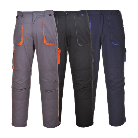 Portwest Contrast Work Trousers
