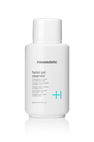 facial gel cleanser