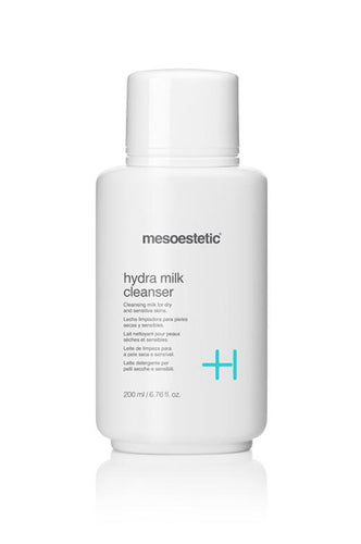 hydra milk cleanser
