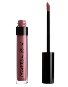 NU COLOUR POWERLIPS FLUID MATTE MAVEN