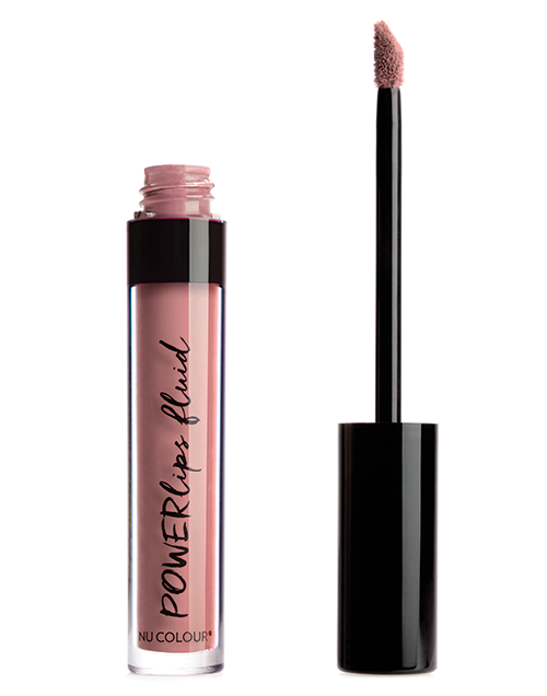 NU COLOUR POWERLIPS FLUID MATTE PERSISTENCE