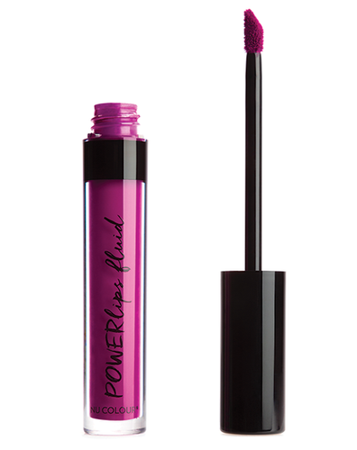 NU COLOUR POWERLIPS FLUID MATTE REIGN