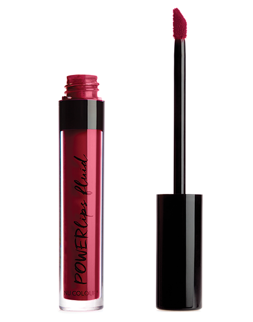 NU COLOUR POWERLIPS FLUID MATTE UNBREAKABLE