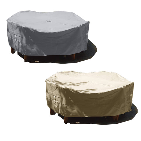 patio table chair set cover