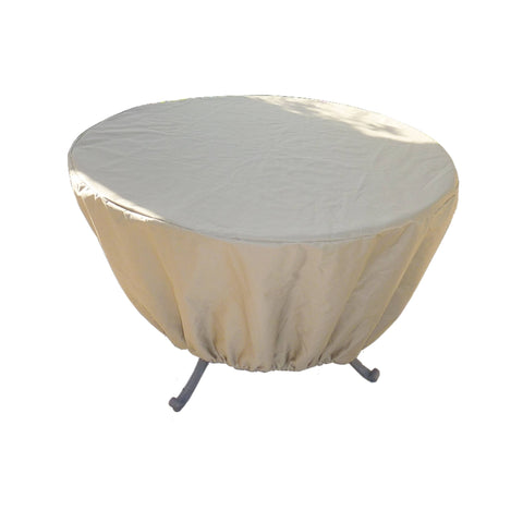 patio coffee table circle square cover