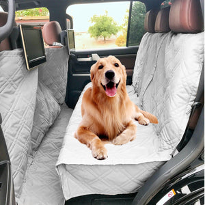 XL Car Seat Cover for Dogs and Pets