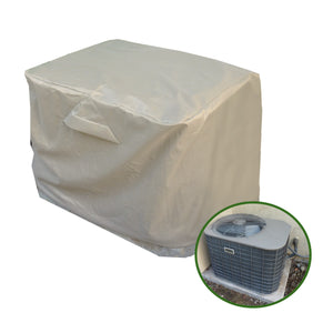 All Weather Air Conditioner Cover Rectangular Extra Large Size - XL