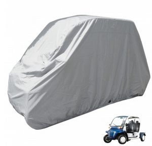 golf-cart-storage-cover-GEM-e4-model-polaris-chrysler-4-passenger