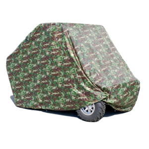 Utv Cover Outdoor Storage Large 120 Camouflage - Covered Living