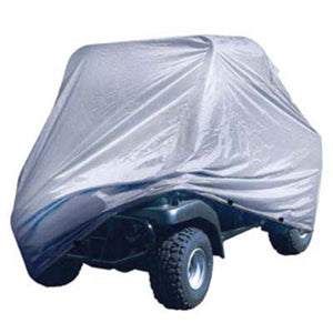 Utv Cover Outdoor Storage Large 120 Grey - Covered Living