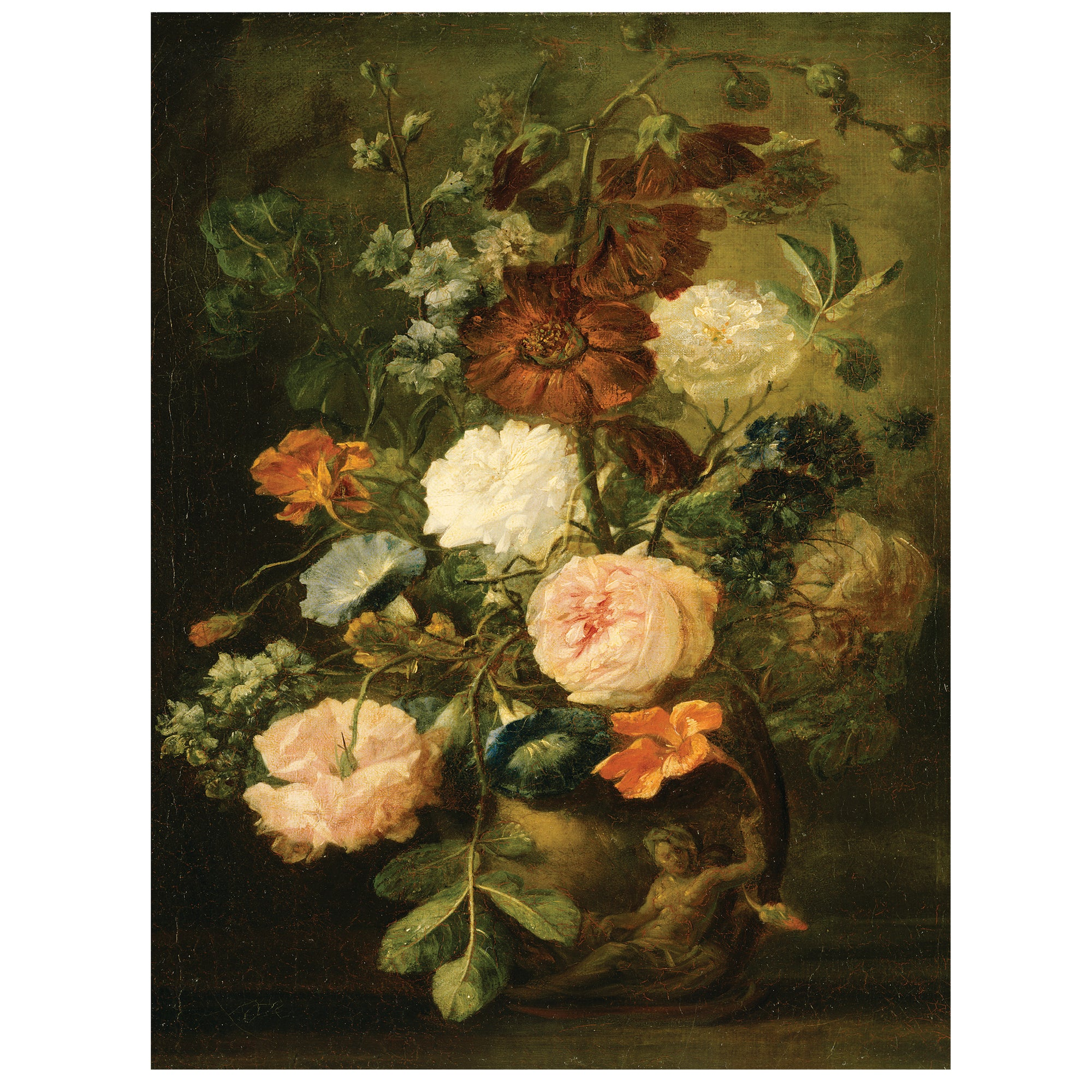 Dutch flower painting