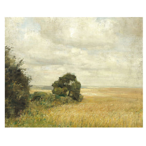 Attica press vintage landscape art