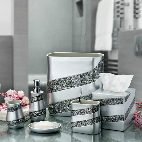 Silver Mosaic Collections