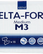 Abena® Delta-Form M3 Incontinence Brief, 60/CS - SoundMedicalSupplies.com