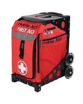 MobileAid® Easy-Roll First Aid Cart, 1/EA