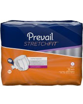 Prevail® Stretchfit™ Comfort Supreme Incontinent Brief