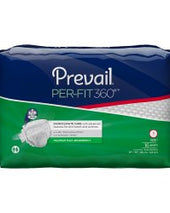 Prevail® Per-Fit360° Max. Plus Absorbency Incontinent Brief