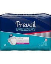 Prevail® Breezers® Ultimate Absorbency Incontinent Brief