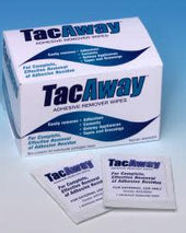 Tacaway Adhesive Remover, 50/BX