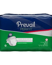Prevail® Per-Fit® Maximum Plus Absorbency Incontinent Brief
