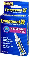 Compound W® Wart Remover, 1/EA - SoundMedicalSupplies.com