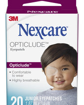 Nexcare™ Opticlude™ Eye Patch, 20/BX
