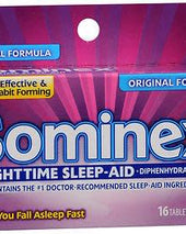 Sominex® Sleep Aid, 16/CT