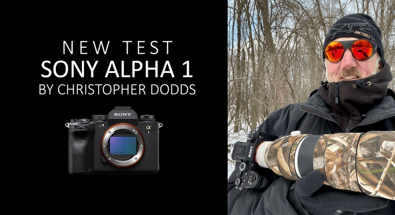 All new Sony Alpha 1 - test by Christopher Dodds