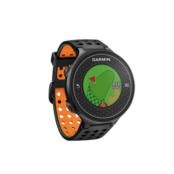 Garmin Approach S6 Swing Trainer and GPS Golf Watch with Color Touchscreen - Orange