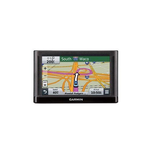Garmin Nuvi 56LM GPS With US/Canada Maps Maps Vent Mount Bundle